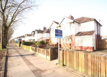Thumbnail 3 bedroom semi-detached house for sale in Errwood Road, Burnage, Manchester