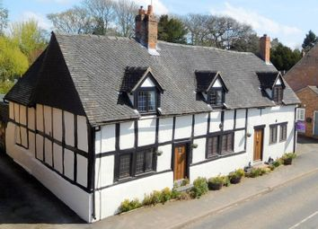 Thumbnail 5 bed detached house for sale in Main Road, Betley, Crewe