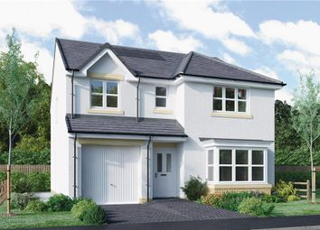 "Thumbnail 4 bed detached house for sale in ""Fletcher"" at Bellenden Grove, Dunblane"