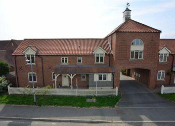 Thumbnail 5 bed link-detached house for sale in Bridge Farm, Pollington, Goole