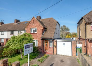 Thumbnail 3 bed terraced house for sale in Longmore Road, Hersham, Walton-On-Thames, Surrey