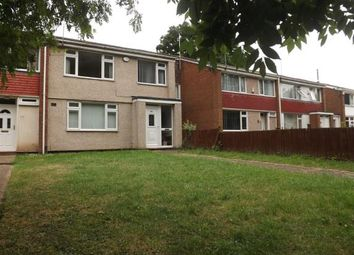 Thumbnail 4 bed terraced house for sale in Glenlivet Gardens, Clifton, Nottingham