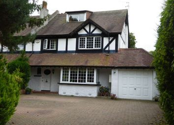 Thumbnail 5 bed semi-detached house to rent in Foxley Lane, Purley