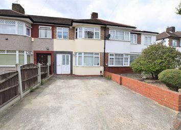 Thumbnail 4 bed terraced house to rent in Thurlow Gardens, Hainault, London