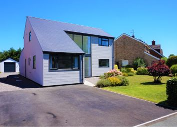 Thumbnail 4 bed detached house for sale in Merlin Way, Covingham
