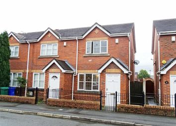 Thumbnail 2 bed mews house to rent in Barrow Hill Road, Manchester, Manchester