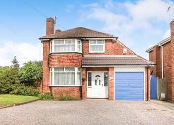 Thumbnail 3 bed detached house for sale in Cooks Lane, Kingshurst, Birmingham