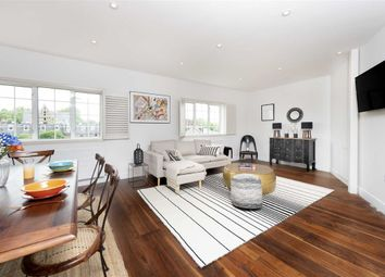 Thumbnail 3 bed flat to rent in Woodstock Grove, London