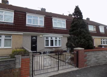 Thumbnail 3 bed terraced house to rent in Lingfield Avenue, Sandfields, Port Talbot