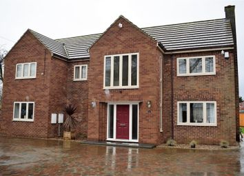 Thumbnail 4 bed detached house for sale in Barton Road End, Brigg Road, Wrawby, Brigg