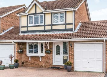 Thumbnail 3 bed link-detached house for sale in Cudworth Mead, Hedge End, Southampton