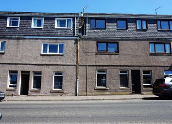 Thumbnail 2 bed flat for sale in North Street, Forfar