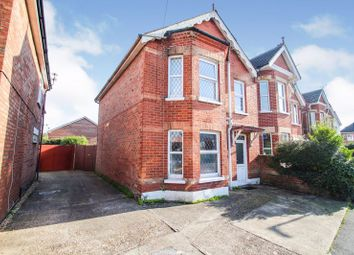 Thumbnail 4 bed detached house to rent in Waterloo Road, Winton, Bournemouth