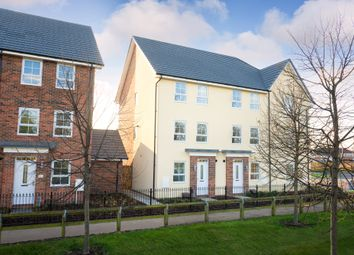 "Thumbnail 4 bed semi-detached house for sale in ""Fawley"" at Bawtry Road, Bessacarr, Doncaster"