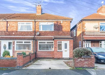 Thumbnail 3 bedroom property for sale in Harewood Avenue, Hull