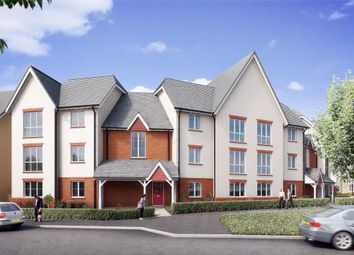Thumbnail 1 bed flat for sale in Tadpole Garden Village, Swindon