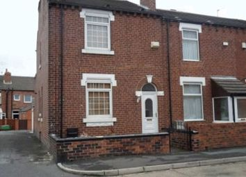 Thumbnail 3 bed terraced house for sale in Garden Street, Castleford