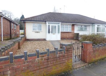 Thumbnail 2 bedroom semi-detached bungalow for sale in Cubbington Road, Longford, Coventry