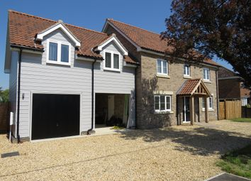 Thumbnail 5 bedroom detached house for sale in Flegg Green, Wereham, King's Lynn
