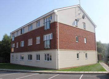 Thumbnail 2 bed flat to rent in Woodheys Park, Kingswood, Hull