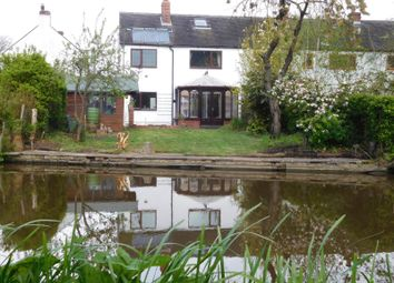 Thumbnail 2 bed cottage for sale in Wolseley Bridge, Stafford