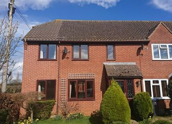 Thumbnail 3 bed semi-detached house for sale in Old School Close, Bromham, Chippenham