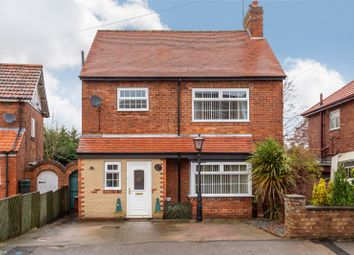 Thumbnail 4 bed detached house for sale in Chestnut Grove, Acomb, York