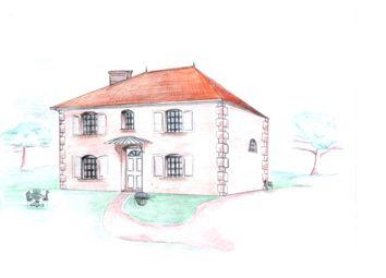 Thumbnail 3 bed detached house for sale in St Sernin De Duras, Duras (Commune), Duras, Marmande, Lot-Et-Garonne, Aquitaine, France