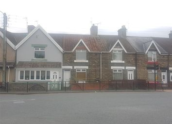 Thumbnail 2 bedroom terraced house for sale in Tindale Crescent, Bishop Auckland