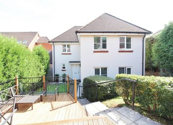 Thumbnail 4 bed detached house for sale in Ridgeway Park Road, Newport