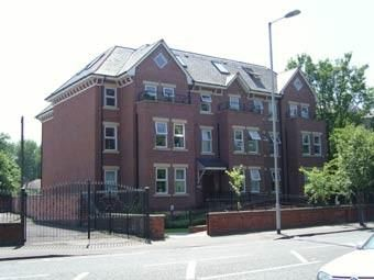 Thumbnail 2 bed flat to rent in Wilbraham Road, Fallowfield
