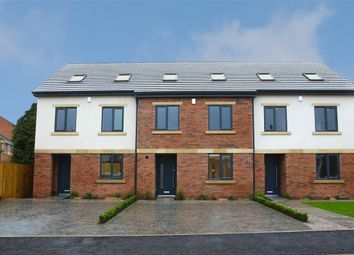 Thumbnail 4 bed town house for sale in Sunny Bank Walk, Mirfield, West Yorkshire