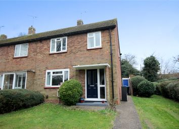 Thumbnail 3 bed end terrace house for sale in Ledger Drive, Addlestone, Surrey