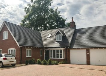 Thumbnail 4 bed detached house for sale in Plot 18, The Old Stour, Alderminster