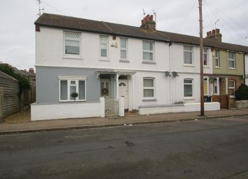 Thumbnail 2 bedroom terraced house to rent in Victoria Avenue, Broadstairs