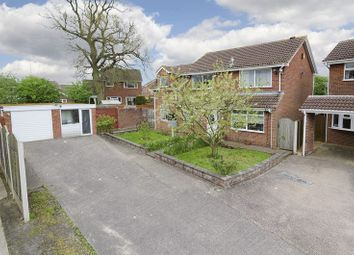 Thumbnail 5 bedroom detached house for sale in Whitmore Close, Broseley, Shropshire.