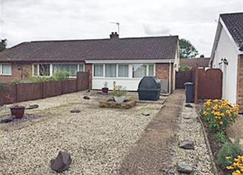 Thumbnail 2 bedroom semi-detached bungalow to rent in North Close, Bacton, Stowmarket