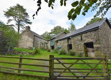 Thumbnail 3 bed cottage for sale in Bryn Uchel Uchaf, Cwmllinau, Nr Machynlleth