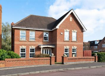 5 bed detached house for sale in Bayham Close, Elstow, Bedford MK42
