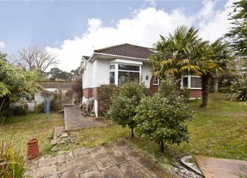 Thumbnail 3 bed detached bungalow to rent in Durrant Road, Lower Parkstone, Poole