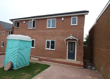 Thumbnail 3 bed semi-detached house for sale in Hackett Close, Hurst Hill, Bilston, West Midlands
