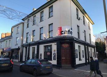 Thumbnail Restaurant/cafe for sale in Bank Bar Cafe, 33 - 35 Bampton Street, Tiverton, Devon