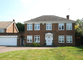 Thumbnail 4 bed detached house for sale in The Fairway, Burnham, Slough