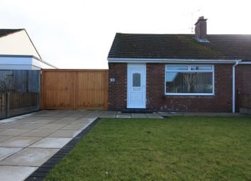 Thumbnail 2 bed semi-detached bungalow for sale in Monks Drive, Formby, Liverpool