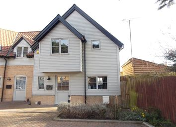 Thumbnail 3 bed semi-detached house for sale in Mill Hill, Newmarket
