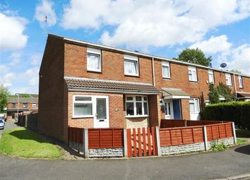 Thumbnail 3 bed end terrace house for sale in Hilton Close, Bloxwich, Walsall