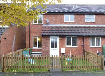 Thumbnail 1 bed terraced house to rent in Meredith Drive, Aylesbury