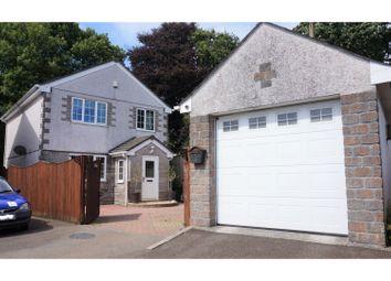 Thumbnail 3 bed detached house for sale in Gas Lane, Liskeard