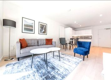 Thumbnail 1 bed flat to rent in Royal Crest Avenue, London