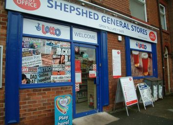 Thumbnail Retail premises for sale in Charnwood Road, Shepshed, Loughborough
